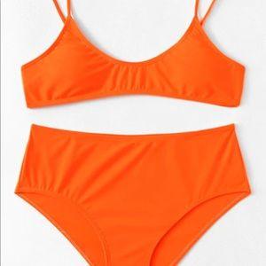 Other - Orange plus size bikini